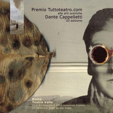 Immagini  Premio Dante Cappelletti 2006