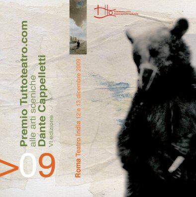 Premio Dante Cappelletti VI Edizione
