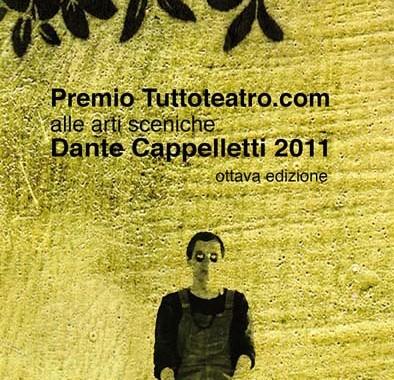 Immagini Premio Dante Cappelletti 2011