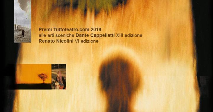 Premi Tuttoteatro.com Dante Cappelletti e Renato Nicolini 2019