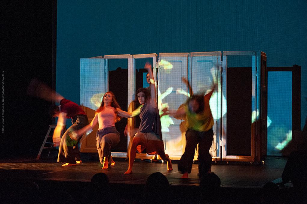 Shipwreck 34°31'22.0  | Compagnia Matroos (Matroos Dance Theatre Company )