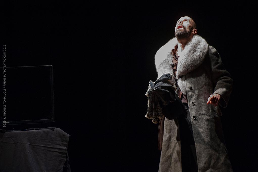 In bilico teatro   La Pia/Trilogia dell'alchimia