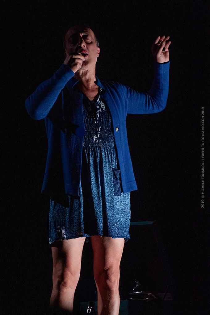 F-Aìda – Eppur cantava ancora | Mana Chuma Teatro