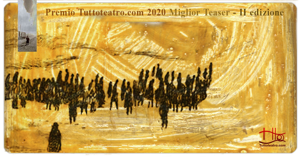 ″Folla″ Immagine di Massimo Staich