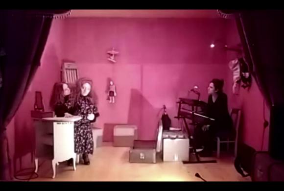 Il cabaret dei vizi capitali - Teatrino a due pollici-Serena Pecoraroe - Screenshot di