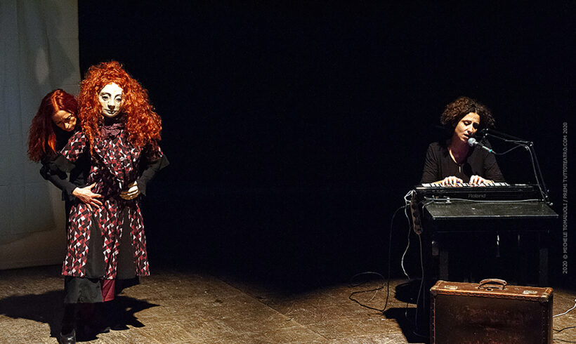 Il cabaret dei vizi capitali | Teatrino a due Pollici – Serena Pecoraro