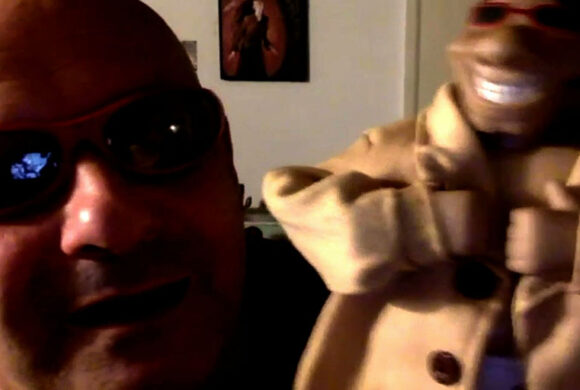 Quaranteno-Clown-Sergio-Longobardi - Screen di Michele Tomaiuoli
