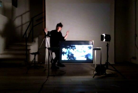 Vita Amore Morte e Rivoluzione - Paola Di Mitri - screenshot Michele Tomaiuoli