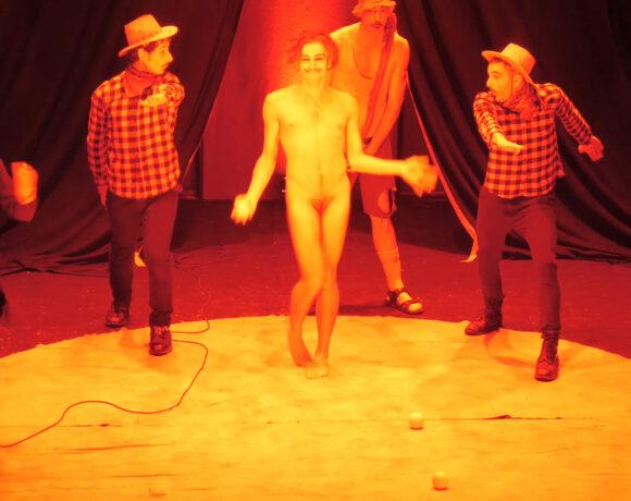 Inabile Circus | Teatro dell'Assedio
