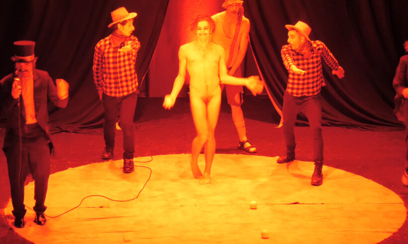 Inabile Circus | Teatro dell'Assedio