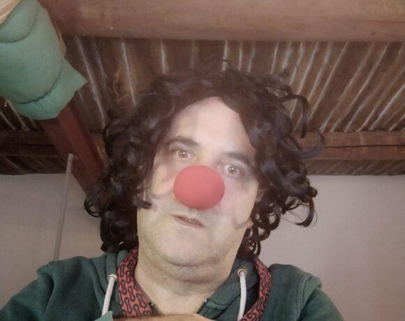 Quaranteno Clown   Sergio Longobardi