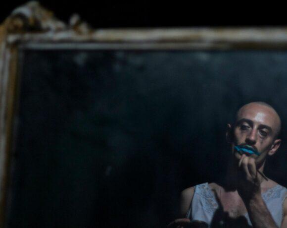 Labbra Blu | Adriano Mainolfi