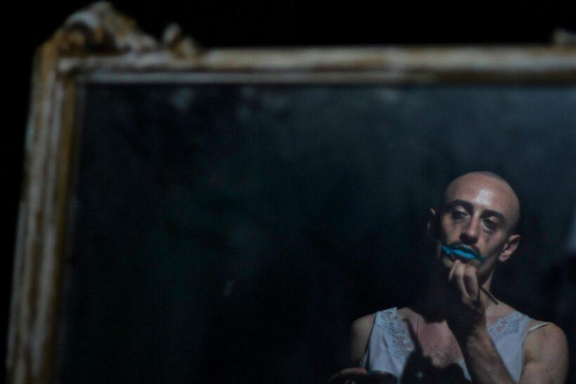Labbra Blu   Adriano Mainolfi