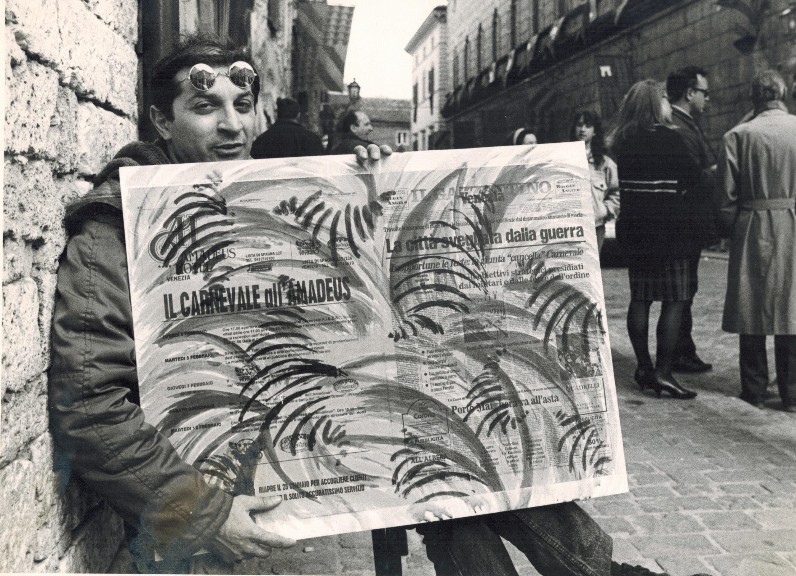 conferito alla memoria di Giacomo Verde il Premio Tuttoteatro.com Renato Nicolini 2020 – settima edizione