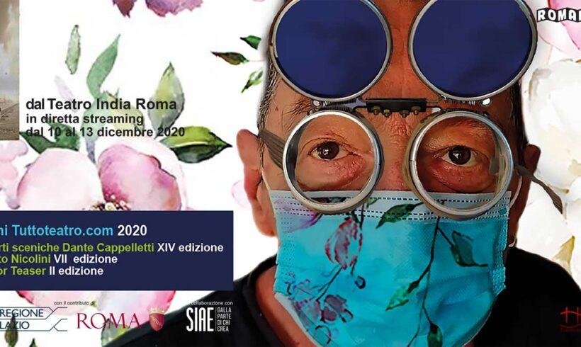 Immagini Premi Tuttoteatro.com 2020