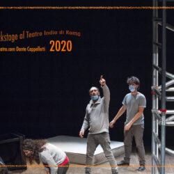 Foto di backstage 2020
