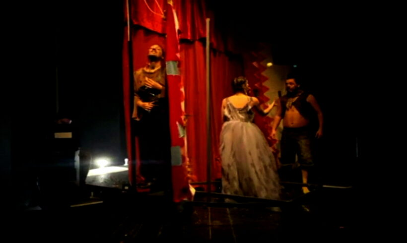 La giostra Del Moro – Nuovo Teatro Sanità Screen di Michele Tomaiuoli