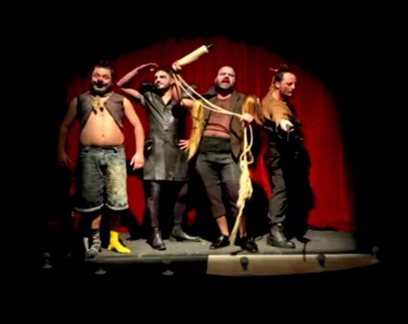 La giostra Del Moro   Nuovo Teatro Sanità