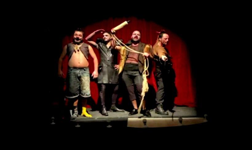 La giostra Del Moro | Nuovo Teatro Sanità