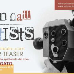 Prorogata alle ore 16.00 del 13 settembre la scadenza per la partecipazione al Premio Miglior Teaser